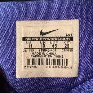 Nike Shoes - Men's Nike Hi-Top Shoes